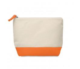 Neceser algodon modelo C9815 color naranja