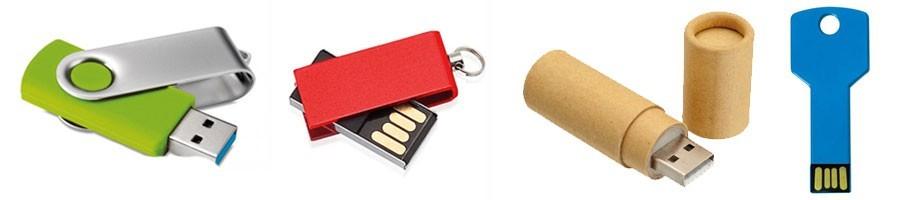 Memorias USB (Pendrives)