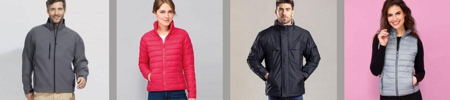 chaquetas personalizadas - articulos publicitarios