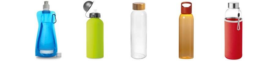 Botellas de Agua Personalizadas - Bermudiana