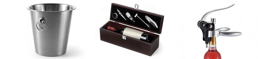 Set vino - Decantadores de vino